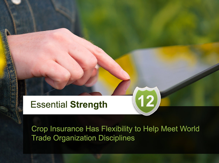 12 reasons why crop insurance is essential