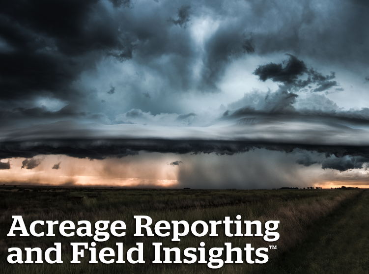 Acreage reporting and Field Insights