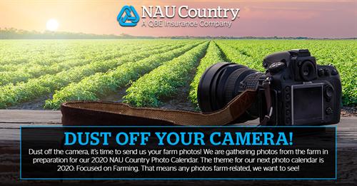 Nau Fall 2020 Calendar 2020 NAU Country Photo Calendar Contest | NAU Country Insurance