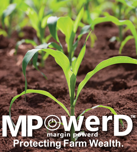 MPowerD allows the policyholder to complement the risk coverage of Margin Protection through additional crop price discovery methods