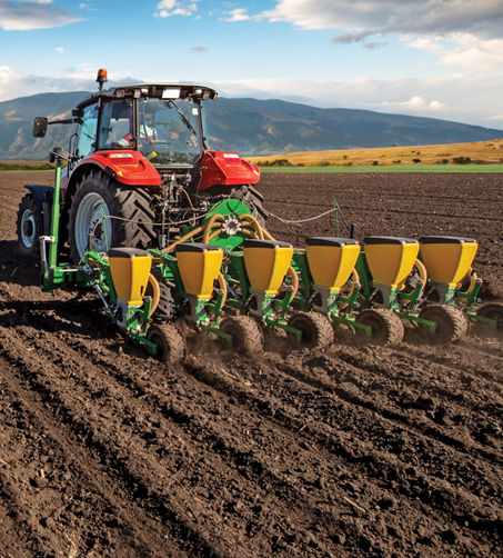 You can offset some of your replanting costs in excess of those covered by your underlying MPCI policy with our Supplemental Replant Option (RO) insurance.