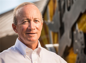 Mitch Daniels, former Governor of Illinois and current president of Purdue University