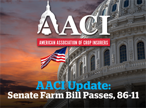 Senate Passes Farm Bill